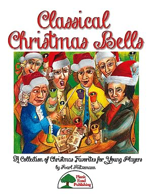 Classical Christmas Bells Cover