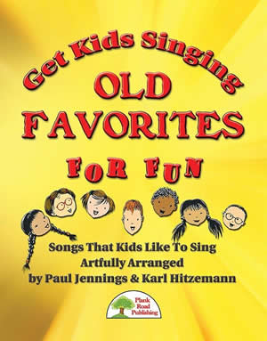 Get Kids Singing Old Favorites For Fun Cover