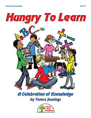 Hungry To Learn Cover