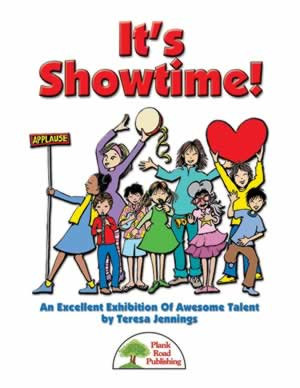 It's Showtime! Cover