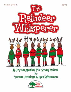 The Reindeer Whisperer Cover