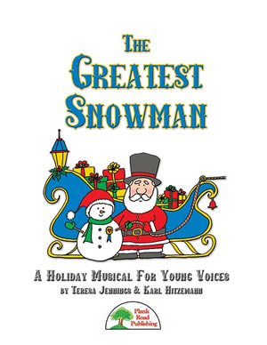 The Greatest Snowman Cover